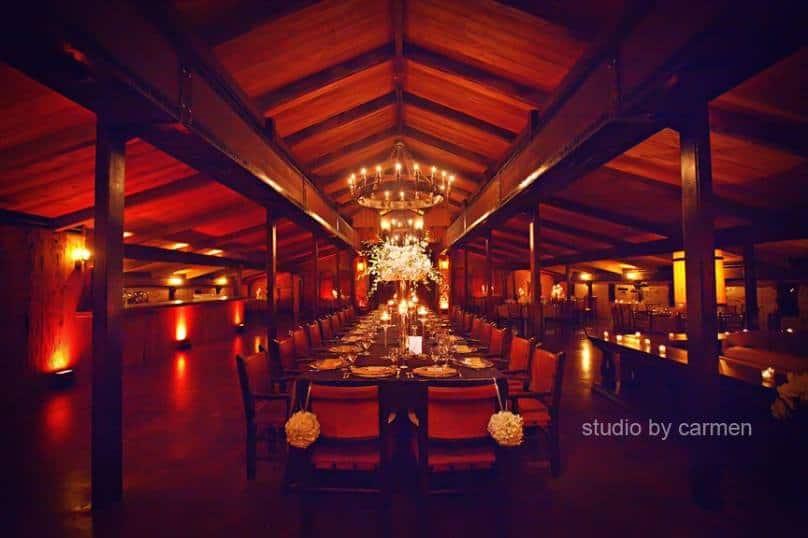 miami events production company  uplights cooper estate