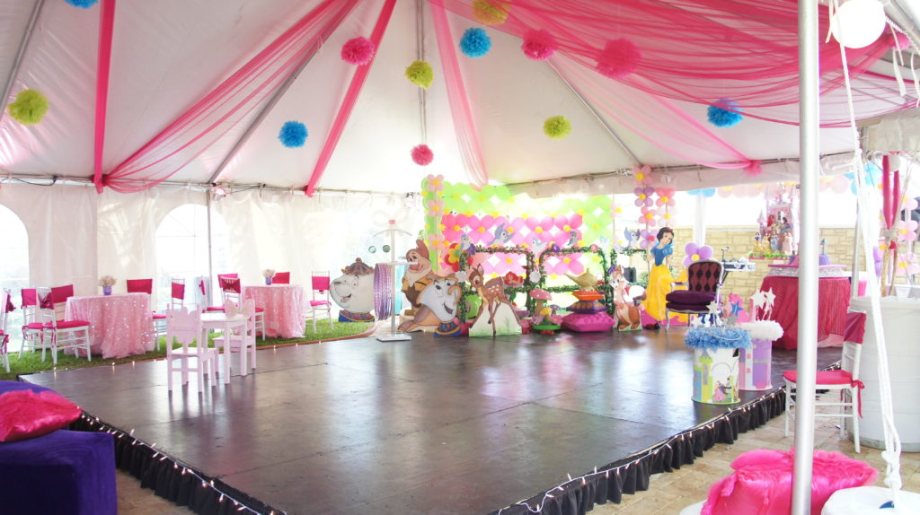 miami events production services birthday party