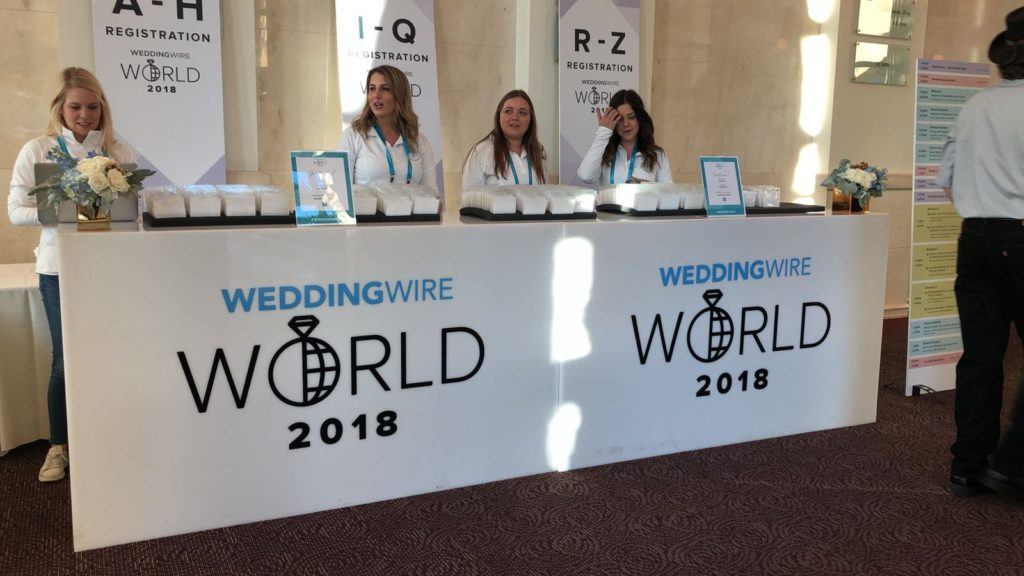 wedding wire conference 2018 miami florida Miramar Cultural Center