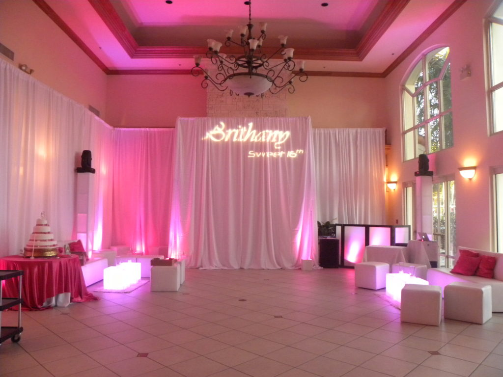 sweet 16 evoga events miami event production