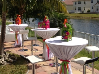 miami events production baby shower private event