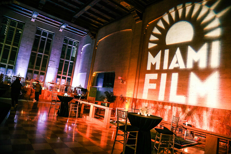 Event Production Company in Miami, Florida - Lighting